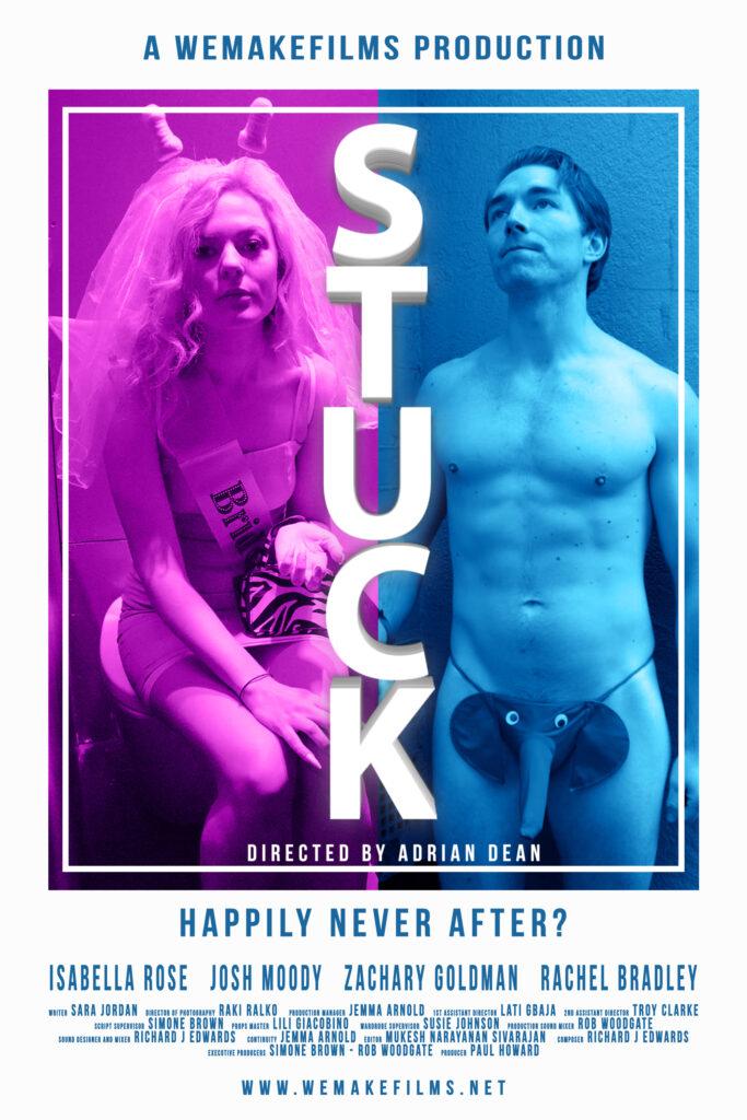Stuck Film Poster